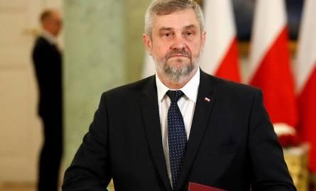 Jest wniosek o wotum nieufności wobec Jana Krzysztofa Ardanowskiego. Co na to minister?