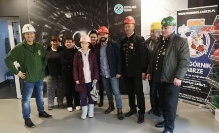 Greta Thunberg odwiedziła Zabrze. Była w kopalni Makoszowy i Guido