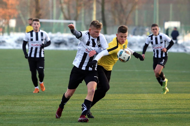 Sparing: GKS Katowice - Sandecja Nowy Sącz 3-3 [ZDJĘCIA]