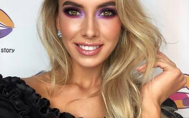 Miss Polonia 2018. Milena Sadowska z Babic, jako jedyna małopolanka bliska zdobycia tytułu Miss Publiczności [ZDJĘCIA]