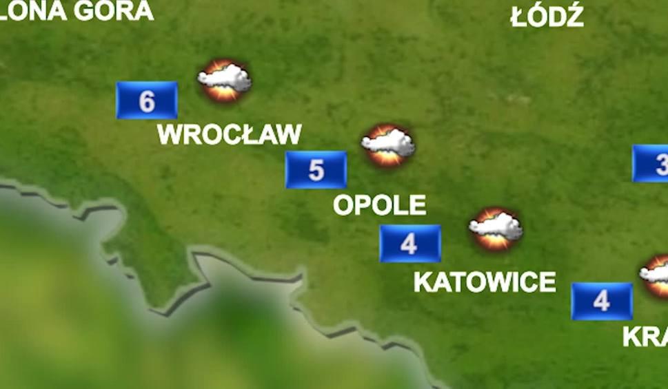 Film do artykułu: Prognoza pogody na 22 marca: czwartek pochmurny ale bez opadów, w najbliższych dniach ocieplenie WIDEO