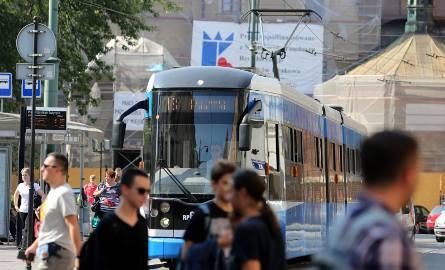 Po zmianach tramwaje mają szybciej przejeżdżać przez centrum Krakowa
