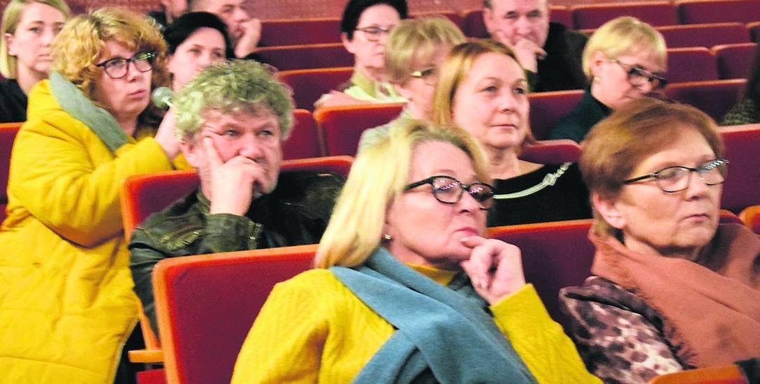 W środę w Olecku w sprawie żwirowni odbyło się spotkanie mieszkańców z burmistrzem