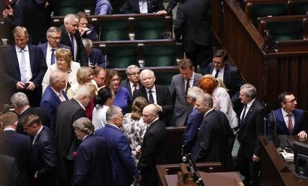 Sejm przyjął dzisiaj zmiany w ustawie o Sądzie Najwyższym.
