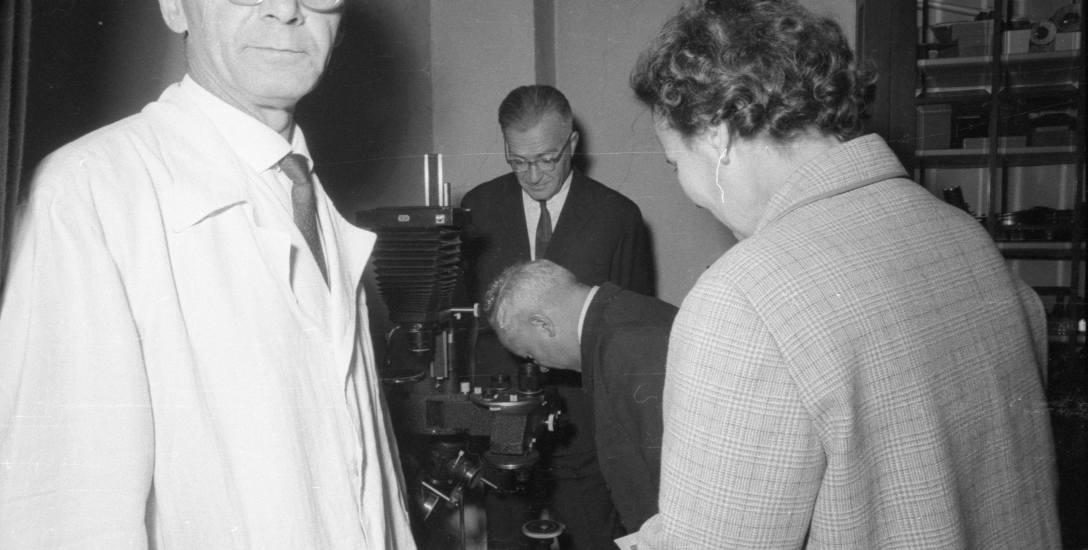 Sehn w Instytucie Ekspertyz Sądowych w Krakowie, 1958 rok