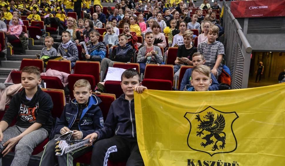 Film do artykułu: Kaszubski mecz w PlusLidze. Piątkowe spotkanie Trefl Gdańsk - Cuprum Lubin obejrzy ok. 9 tysięcy kibiców w Ergo Arenie