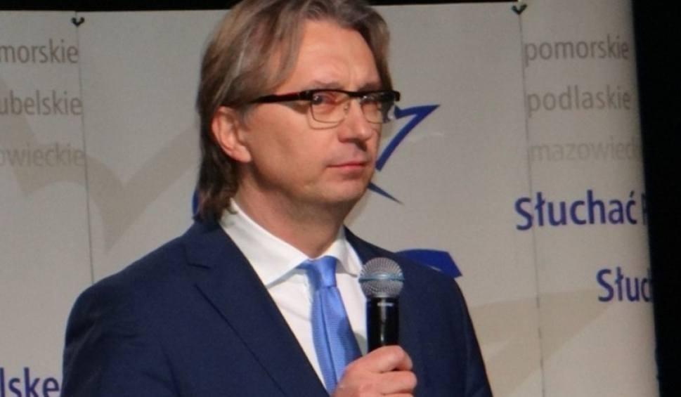 Film do artykułu: Witold Witczak, radny łódzkiego sejmiku z Prawa i Sprawiedliwości, złożył mandat