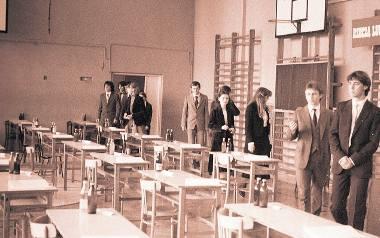 Matura 1981 IV LO w Rzeszowie