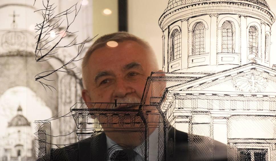Film do artykułu: CLZ. Władysław Pietruk stworzył Spacer po Białymstoku (zdjęcia)