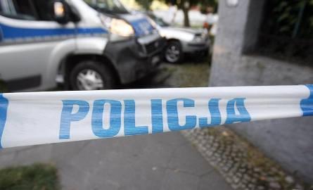 Wypadek w Orpelowie koło Pabianic. Pieszy śmiertelnie potrącony. Kierowca uciekł