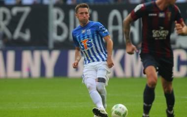 Majewski strzelił dla Lecha trzy gole i odnotował asysty