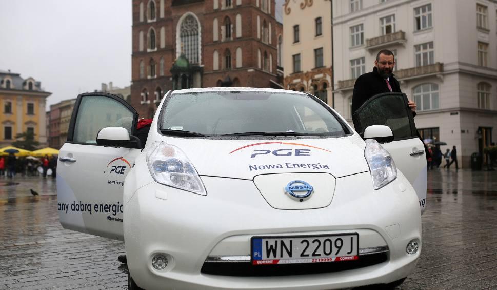 Film do artykułu: Były działacz SLD ma konkurenta, spółka PGE chce wypożyczać auta