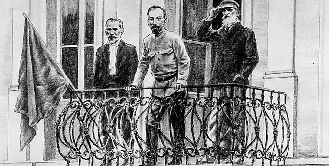 Gdy Pałac Branickich stał się Pałacem Pracy. Wtedy zaczęli rządy komuniści