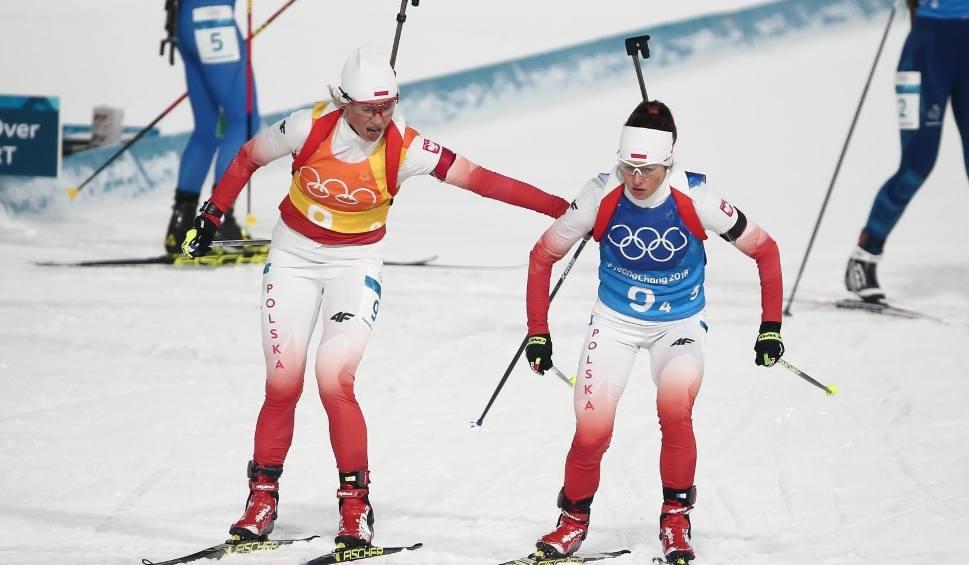 Film do artykułu: Pjongczang 2018. Wiatr polskim biathlonistkom sprzyjał. Do czasu