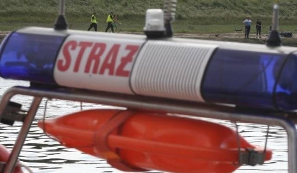 Film do artykułu: Na Odrze w Januszkowicach zauważono ciało człowieka