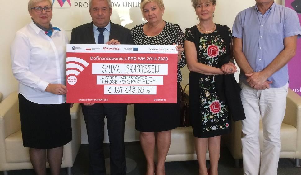 Film do artykułu: Gmina Skaryszew. Prawie dwa miliony złotych więcej na edukację w szkołach podstawowych