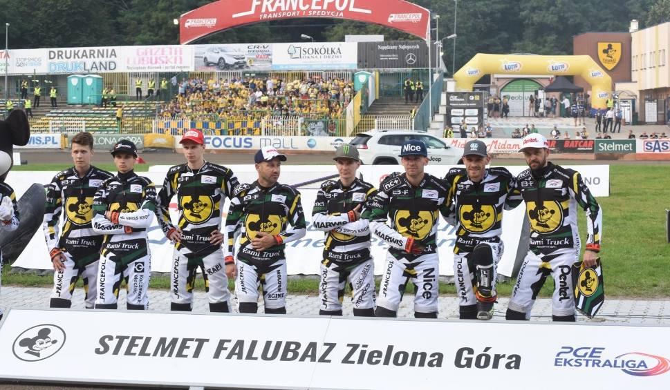 Film do artykułu: Sponsor znika z nazwy drużyny Falubazu Zielona Góra