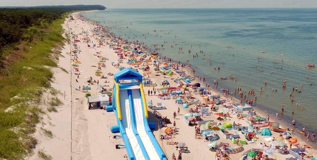 Zachodniopomorskie przyciąga nie tylko szerokimi plażami, ale też dobrymi uzdrowiskami, ciekawymi i zróznicowanymi usługami, ciepłym klimatem, a także