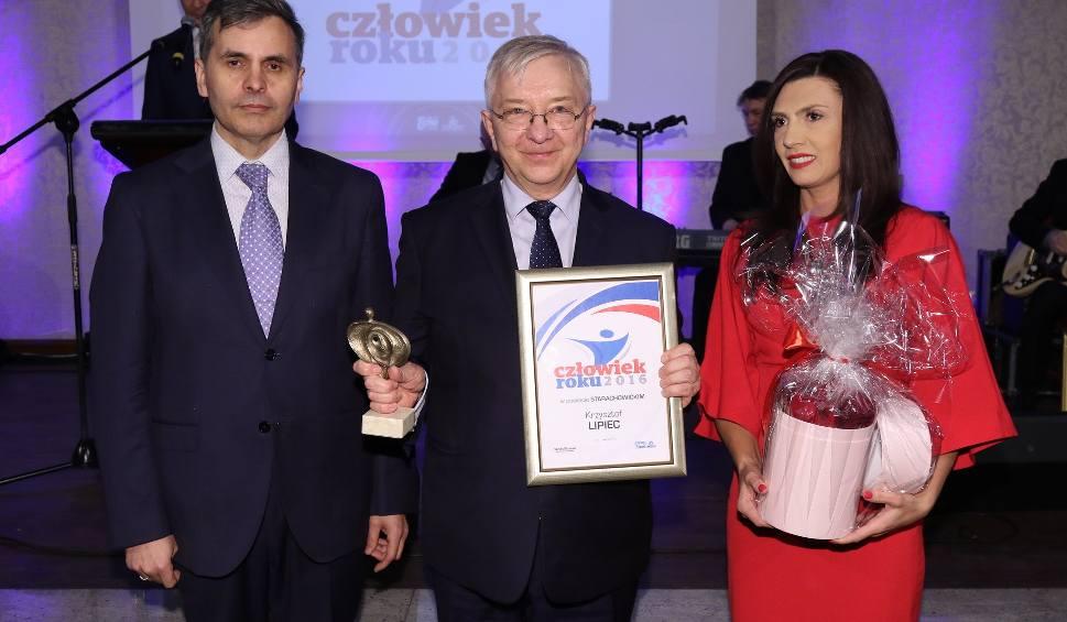 Film do artykułu: Krzysztof Lipiec Człowiekiem Roku 2016 w powiecie starachowickim (zdjęcia)