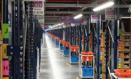 Będą podwyżki dla pracowników Amazona w Sosnowcu i trzech innych centrach e-Commerce