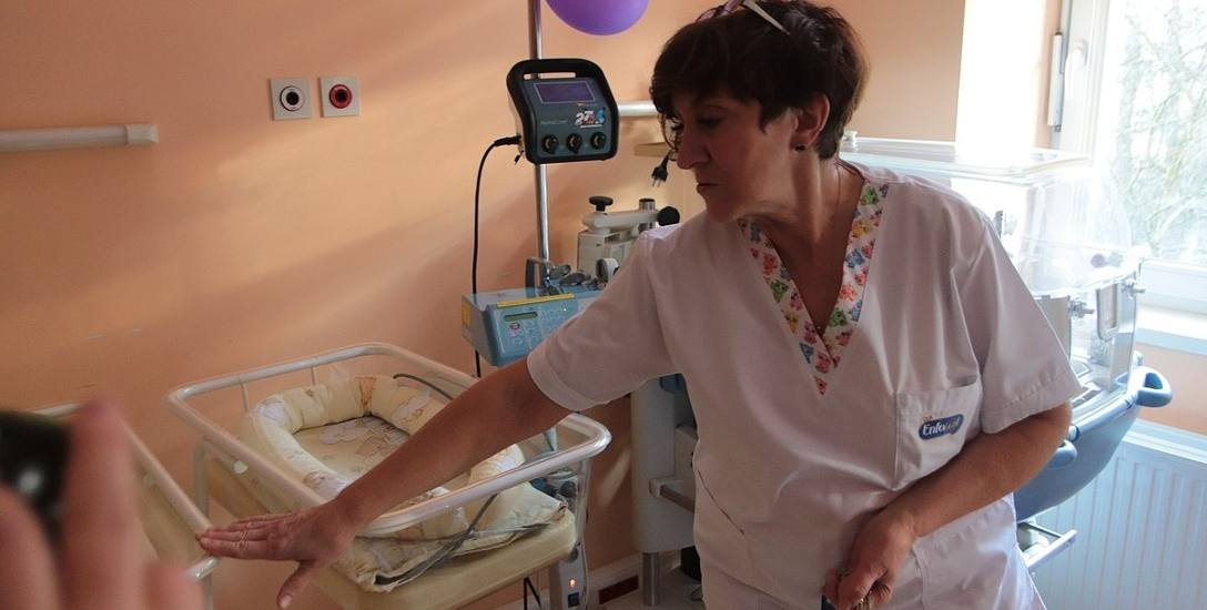 Sprzęt od WOŚP codziennie pomaga małym pacjentom z Włocławka