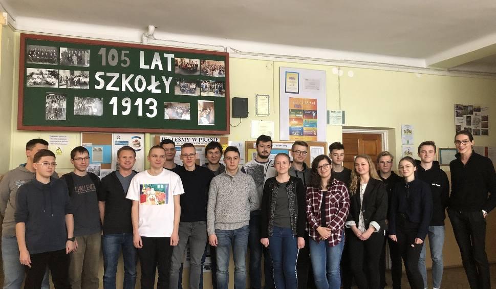 """Film do artykułu: Liczna grupa uczniów """"Chreptowicza"""" w ogólnopolskich olimpiadach"""