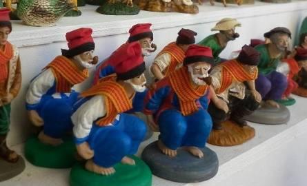 """Oto charakterystyczny dla katalońskiej szopki """"El Caganer"""". Goście często są zniesmaczeni"""
