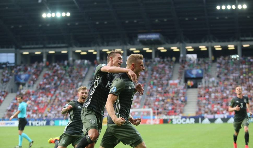 Film do artykułu: Euro U-21 2017. Niemcy pierwszym finalistą! Co za dramaturgia w rzutach karnych