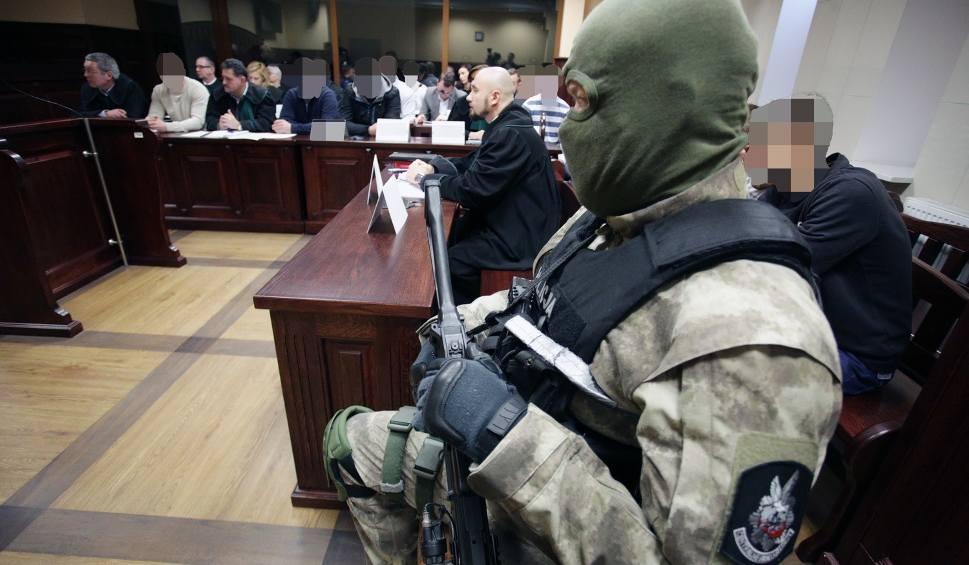 Film do artykułu: Zorganizowana grupa przestępcza przed słupskim sądem (wideo, zdjęcia)