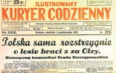 """Największą gazetą II Rzeczpospolitej był krakowski """"IKC"""""""