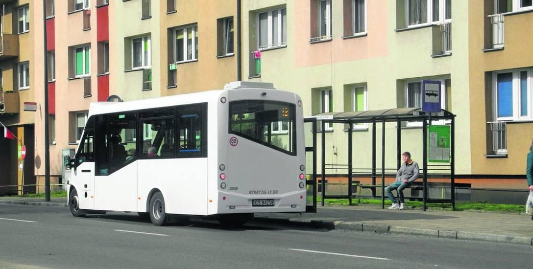 - Realizacja takich przewozów dwoma pojazdami typu bus, którymi dysponujemy nie do końca spełnia oczekiwania zarówno nasze jak i korzystających z nich