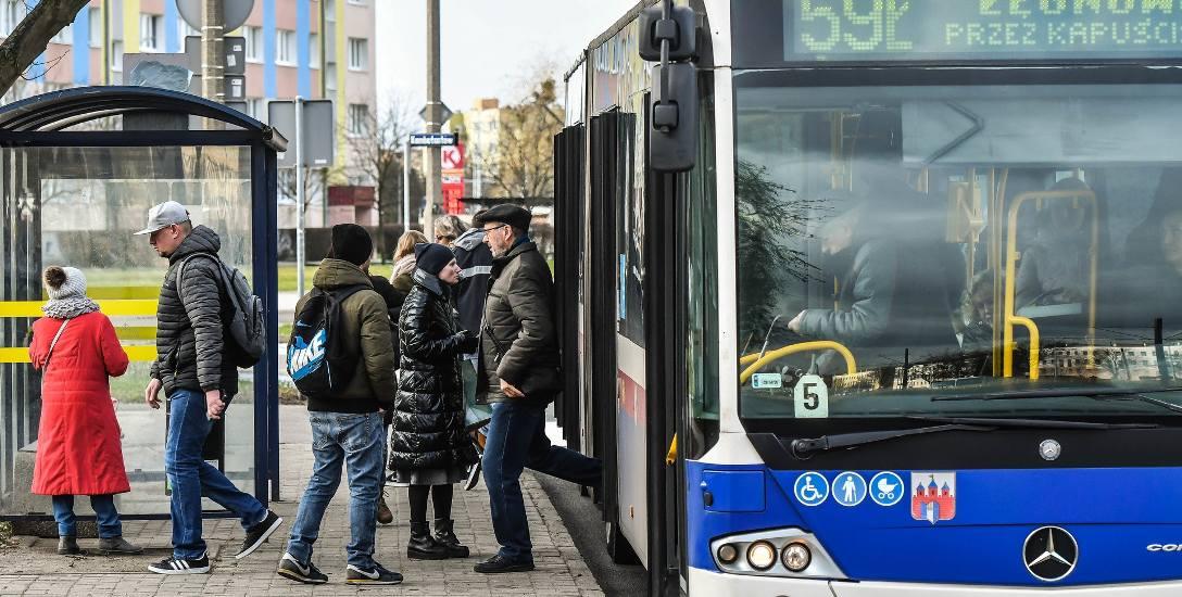 Gdy autobus ruszył, osoba natychmiast chciała wysiąść na kolejnym przystanku - Tomasz Okoński, ZDMiKP