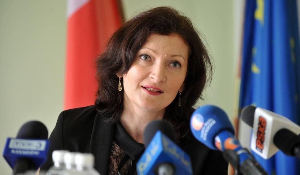 Film do artykułu: Wojewoda podkarpacki Ewa Leniart dostała się do Sejmu. Co teraz?