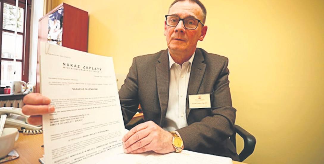- Roszczenia dotyczące wypłaty odszkodowania przedawniają się po trzech latach - mówi Marek Downar-Zapolski