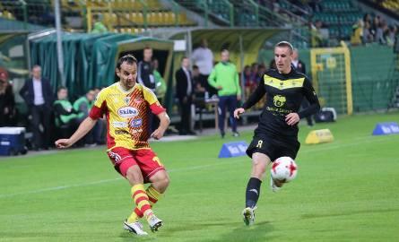 Chojniczanka została liderem Nice 1 Ligi