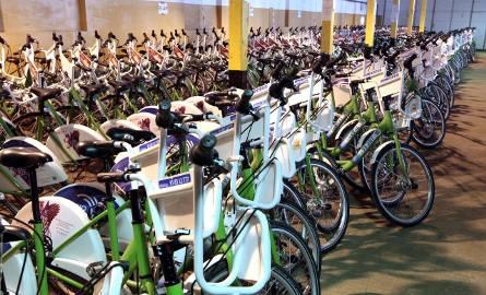 Bike_S zakończył drugi sezon. 541 tys. wypożyczeń