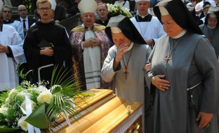 Pogrzeb sekretarki Jana Pawła II [ZDJĘCIA]