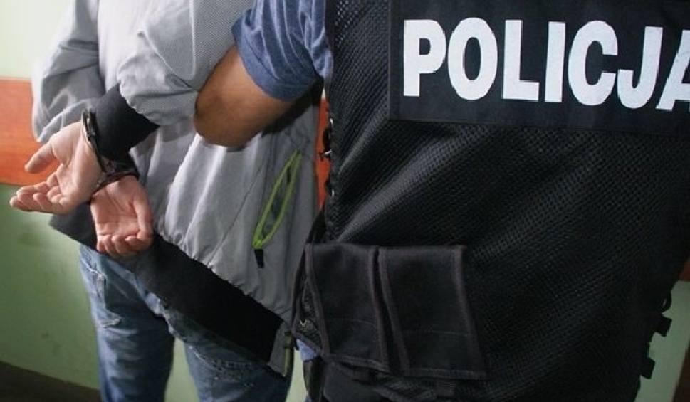 Film do artykułu: Mieszkaniec Włoszczowy podejrzewany o pobicie 38-latka