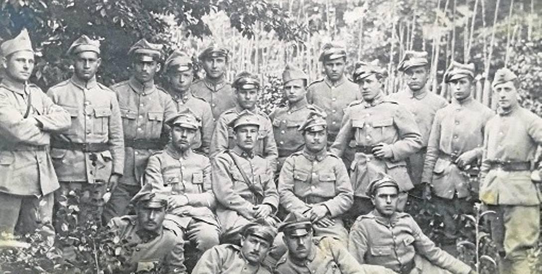 Ojciec pana Andrzeja walczył na frontach I wojny światowej. Był legionistą...
