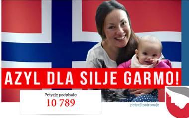 Pod internetową petycją poparcia dla Silje Garmo podpisało się ponad 10 tys. osób