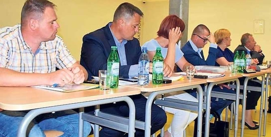 Ostatnia sesja Rady Gminy Sławno, podczas której odwołano wiceprzewodniczącego Rady Gminy, trwała aż 6 godzin