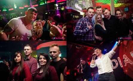 Pudzian Band i Diadem w radomskim klubie Explosion. Zobacz zdjęcia