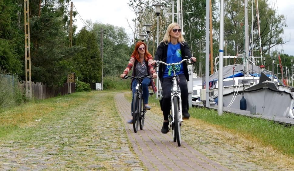 Film do artykułu: Stepnica: Cisza, spokój i rower. Zobacz wideo i zdjęcia!