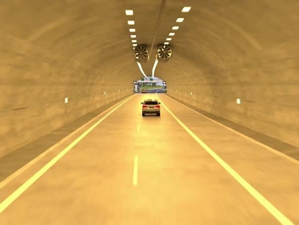 Tunel powinien być gotowy w 2023 roku.