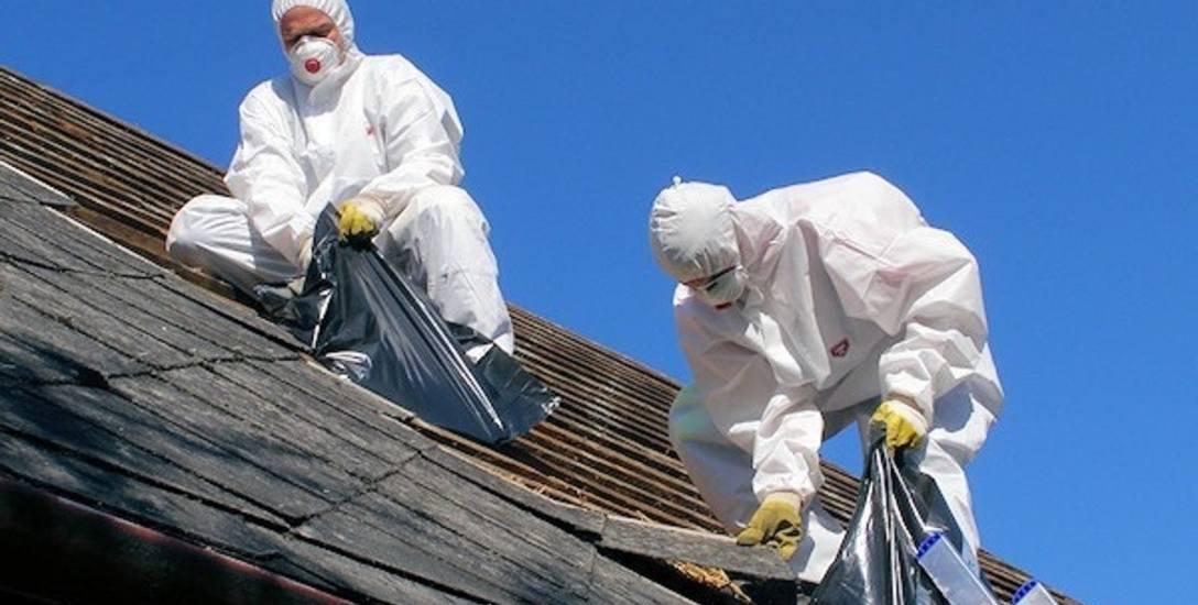 Do 2032 roku niebezpieczny dla zdrowia azbest powinien zniknąć z budynków
