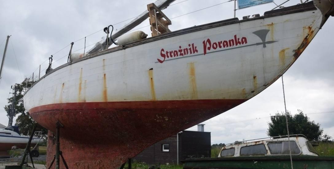 jacht pułkownika Ryszarda Kuklińskiego