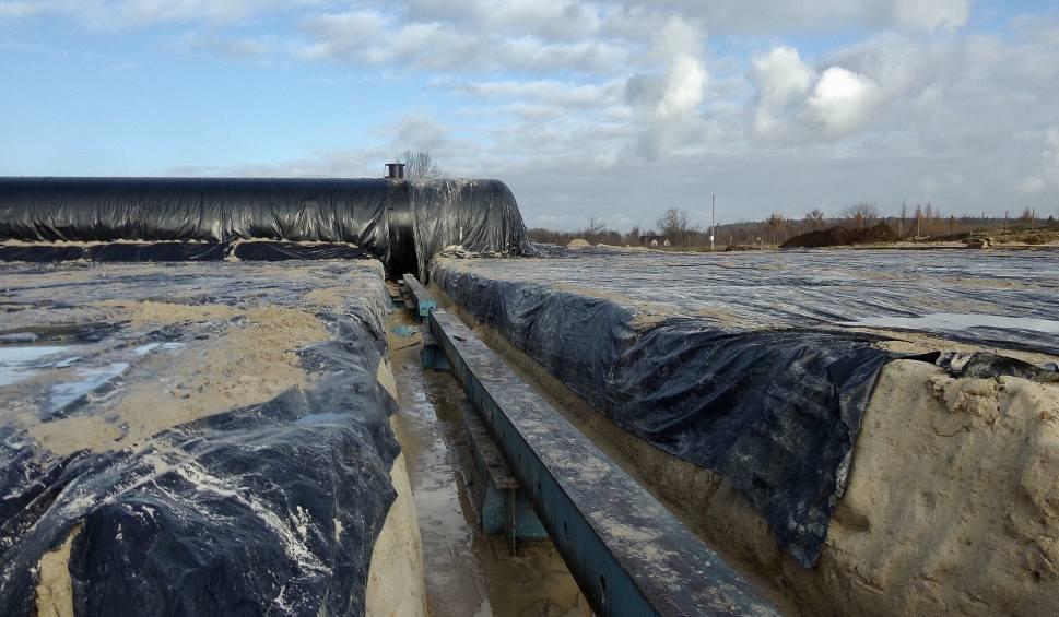 Film do artykułu: Praca przy rozlewni gazu i budowie terminala gazowego w Pawłowicach w gminie Sędziszów idą pełną parą