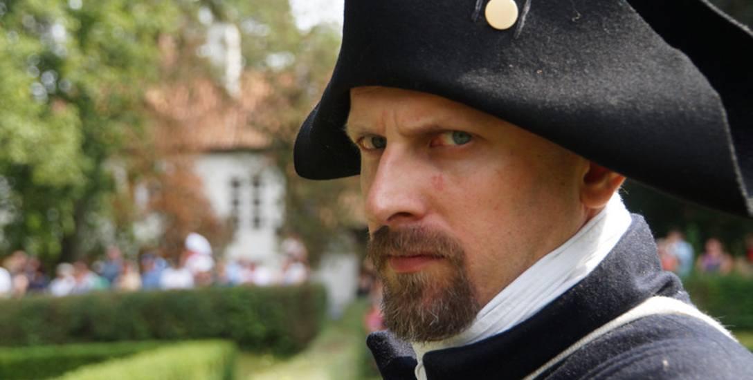 Przemysław Rey, kurator Muzeum Hymnu Narodowego w Będominie