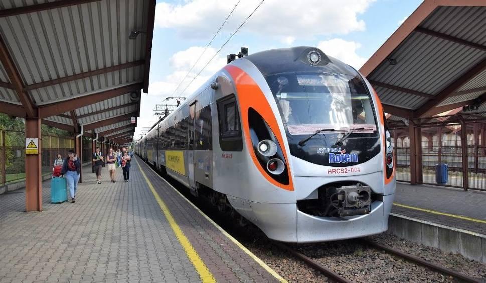 Film do artykułu: Szansa na kolejne atrakcyjne połączenie kolejowe Przemyśla. Tym razem do Pragi, stolicy Czech