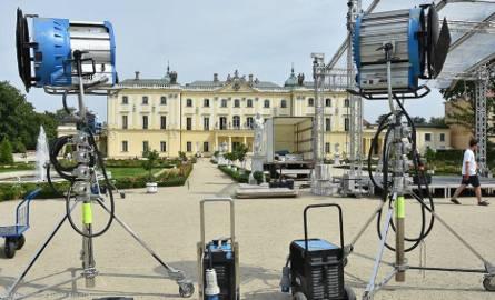 Białystok na żywo w TVN